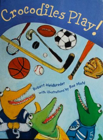 Crocodiles Play